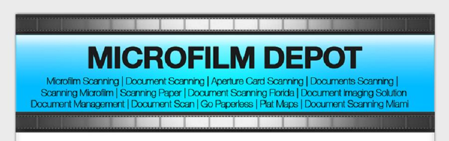 Document Scanning Florida